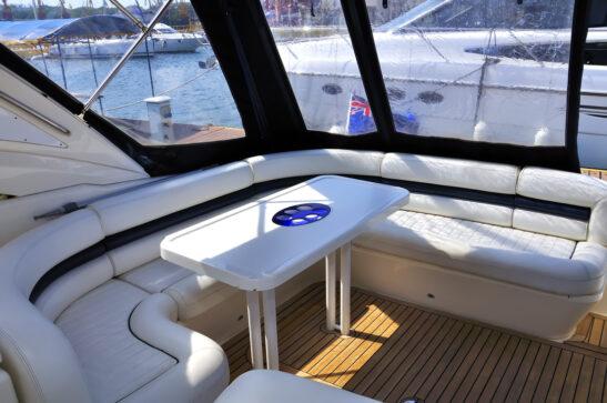 boat interior reupholstery Jacksonville fl
